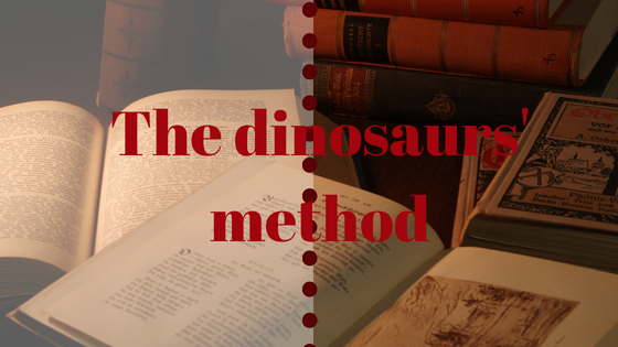 the dinosaur's method
