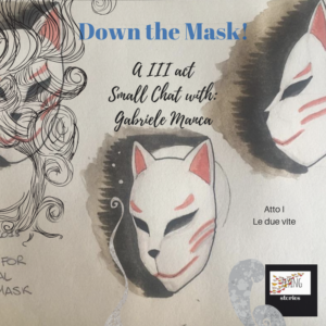 Down The Mask Gabriele Manca