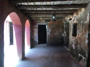 La casa degli schiavi, Gorèe