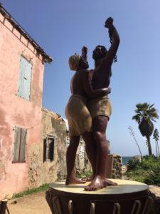 statua di goree