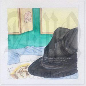 The hat_ il cappello