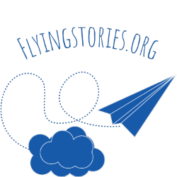 Flyingstories new logo.