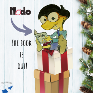 Nodo the chairs' mover, the book is out!