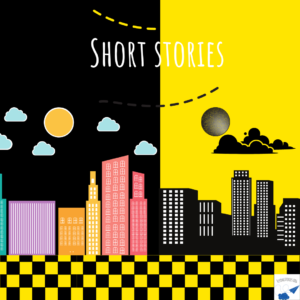 Short stories, the new session in Flyingstories website. Graphics by Daniele Frau.