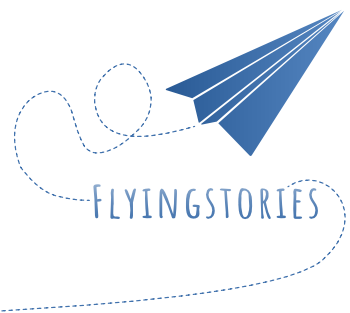 Flying-stories logo