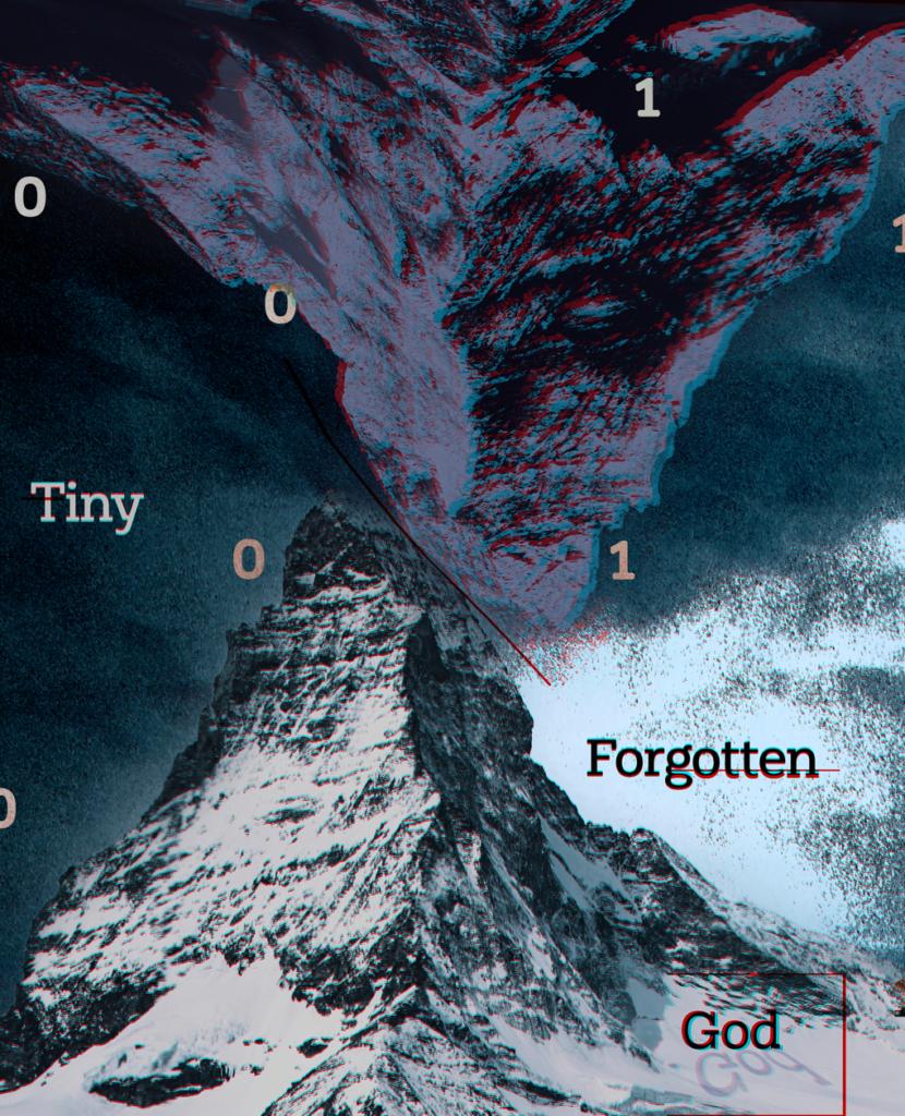 A tiny,forgotten, god